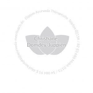 Christiane Domdey-Juppien Logo